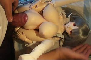 Impregnating Busty Dollfie