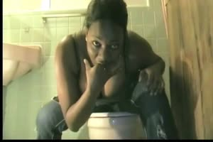Ebony Girls Gagging And Puking