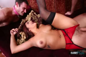 Cuckold  Forced Creampie