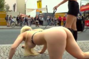 Public Disgrace In Berlin