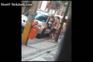 Drunk Public Sex