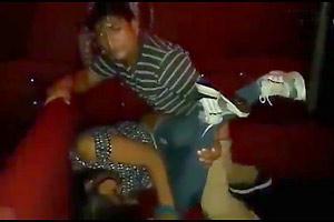 Drunk Girl Raped In Club