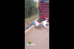 Couple Die In Bike Accident