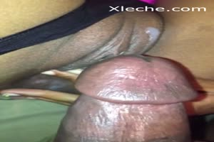 Super Cock Eating Thick Amateur Pussy