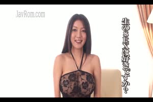 Hot japanese busty wife cum her vagina