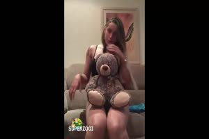 Hot Teddy Surprise