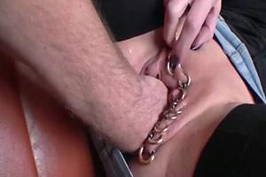 Extreme Pierced Pussy fisted