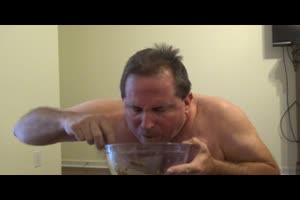 Tom Pearl Proudly Eats His Diarrhea