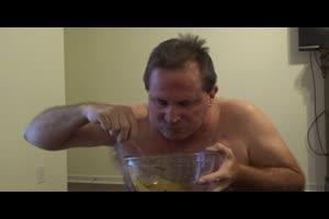 Tom Pearl Proudly Eats His Diarrhea
