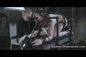 Infernal BDSM Punishment!