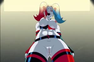 Hard Cock For Harley Quinn
