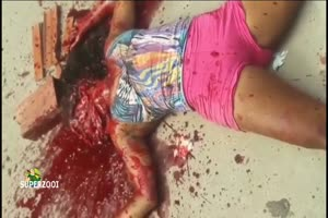 Two Girls Stoned To Death