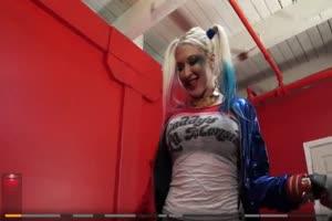 Harley Quinn's Slave
