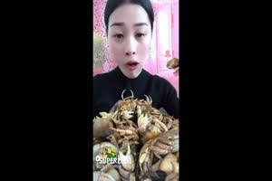 Bizarre Sea Food Snacks