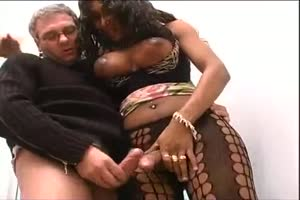 Indian Tranny Pick-Up