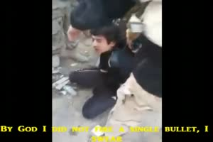 9 year old boy not shot by Isis, but the good guys
