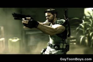 The 3D Gay SWAT!