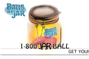 Balls in a jar