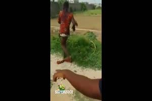 Street Justice Stoning