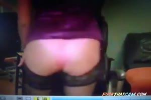 WEBCAM GIRL FULL BACK PANTIES