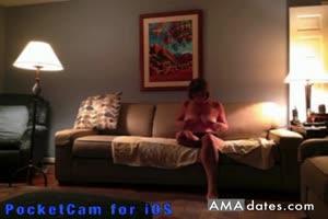 Mrs. Commish Hidden Cam