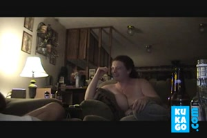 Redneck Milf Gets Cuckold Fuck