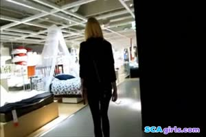 Babe Head # 109 svenska par p IKEA