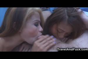 Tourist Cums In Easy Filipina Teens!