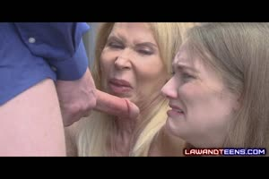 Teen and Her Grandma In Serious Trouble!
