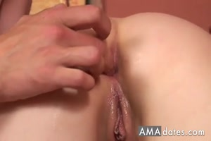 Hot amateur only anal sex
