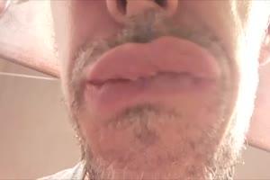 Fish Line Sewn Lips