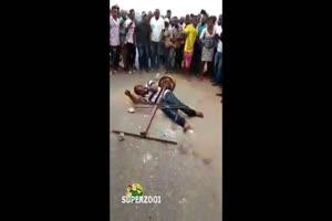 African Lynching
